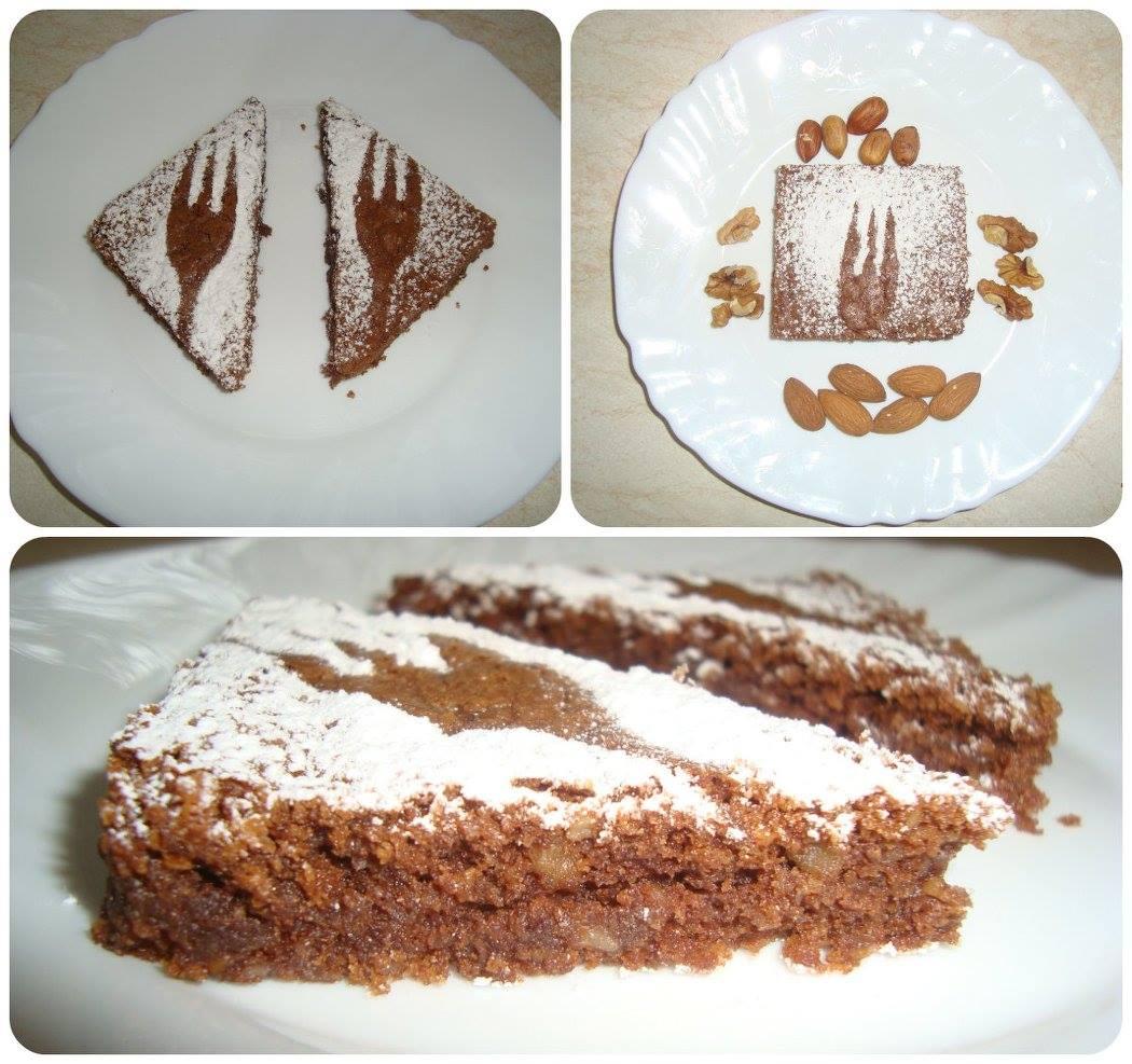 Talianska torta caprese