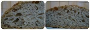 Chlieb po zakrojení