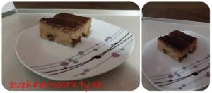 čokoládový perník s lekvárom
