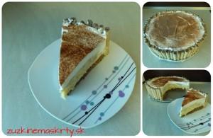 Karamelovo-banánová torta