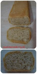 kváskový toastový chlieb