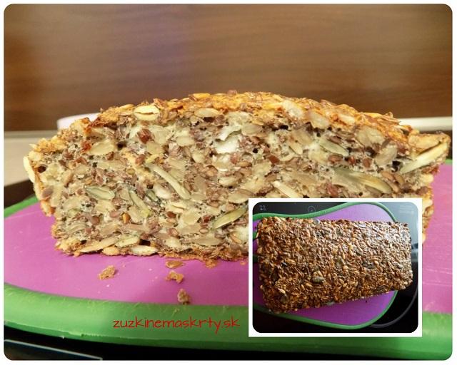 Večerný bielkovinový chlieb