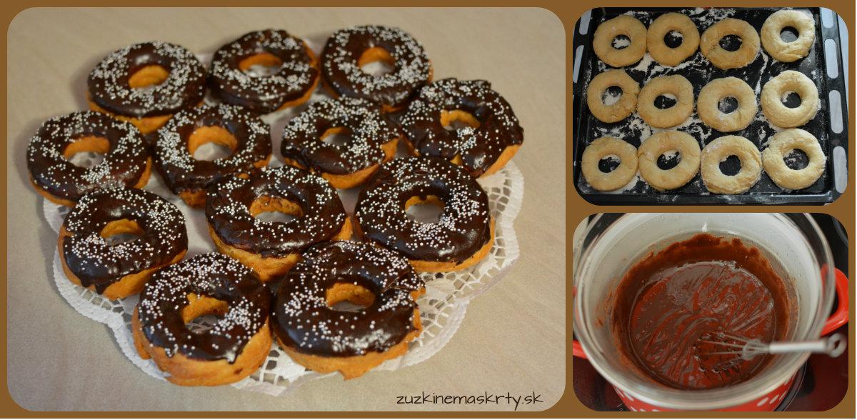 Americké donuts