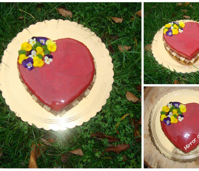 Nutellová torta s glazúrou